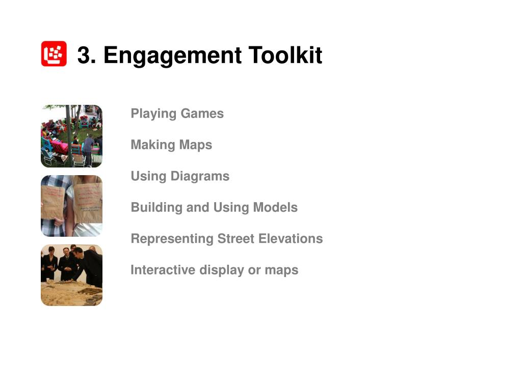 3. Engagement Toolkit