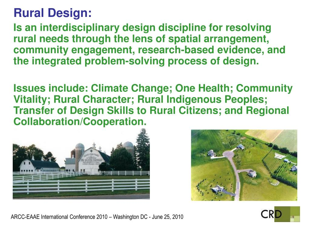 Rural Design: