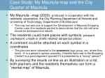 case study my maunula map and the city quarter of maunula