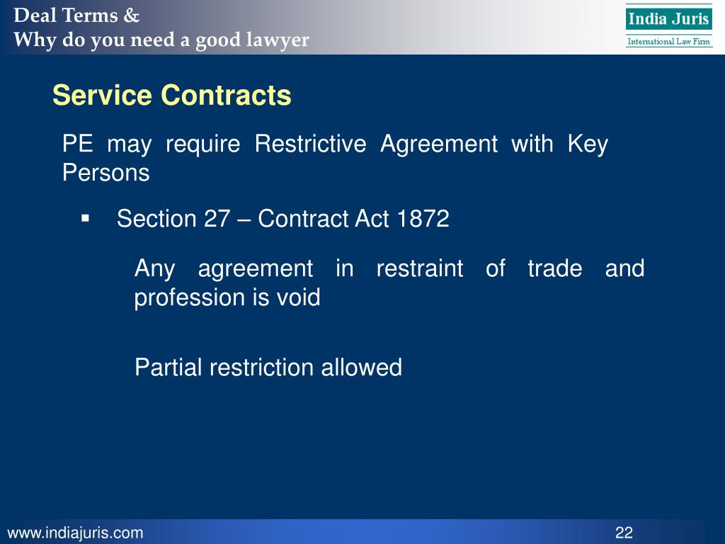 Deal Terms &