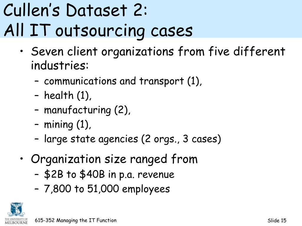 Cullen's Dataset 2: