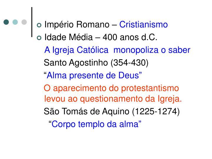 Império Romano –