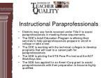 instructional paraprofessionals26