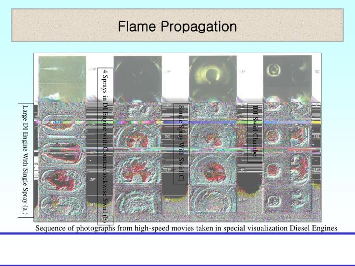 Flame Propagation