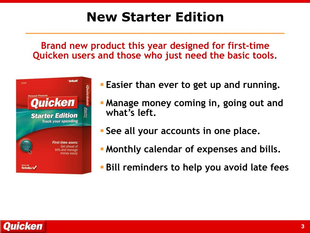 New Starter Edition