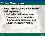 clinical management