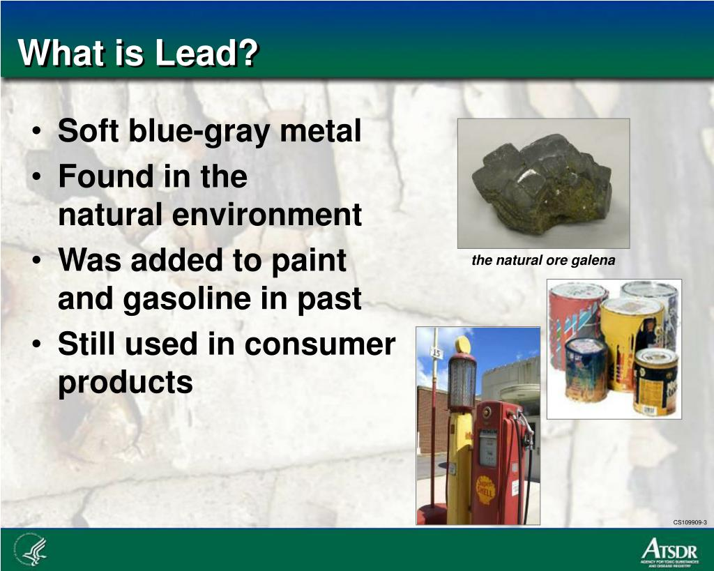 What is Lead?