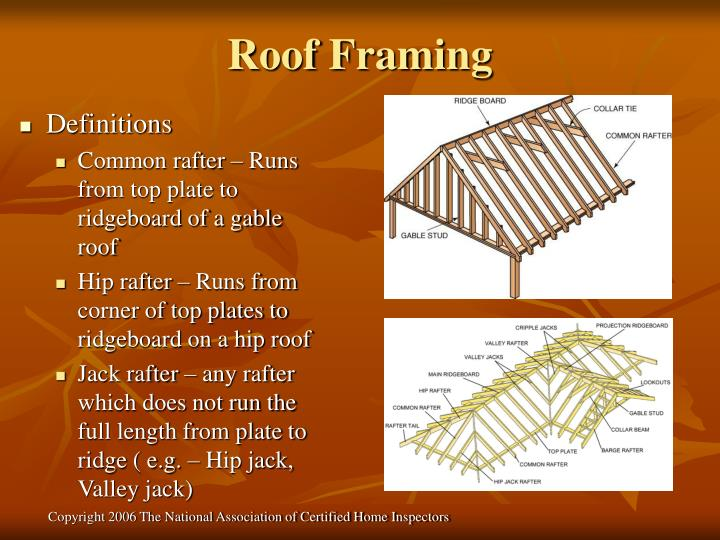 Roof framing3