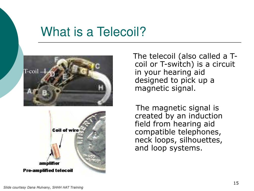 What is a Telecoil?