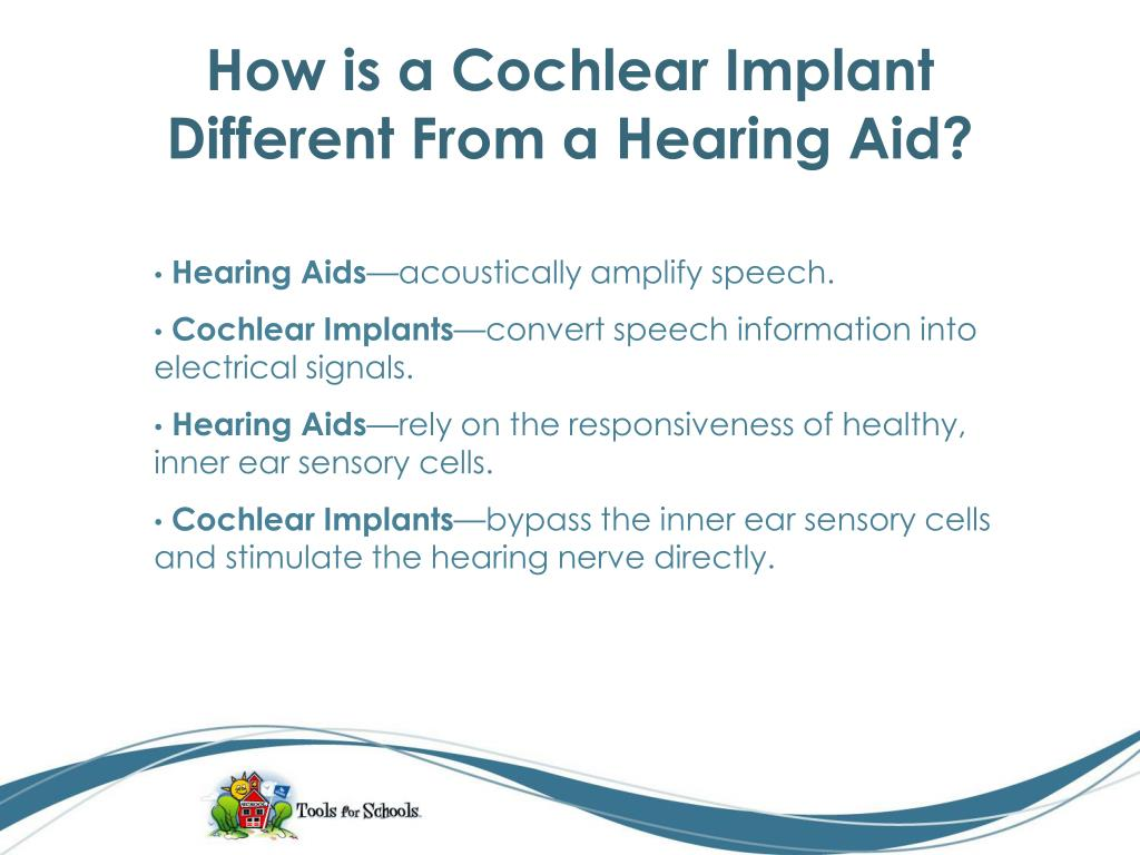 How is a Cochlear Implant