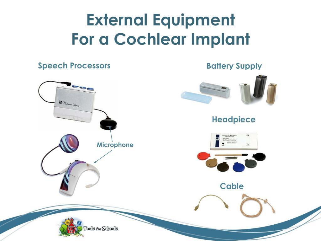 External Equipment