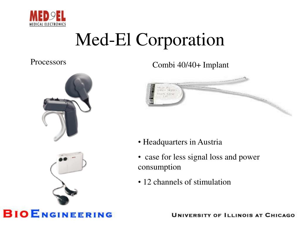 Med-El Corporation