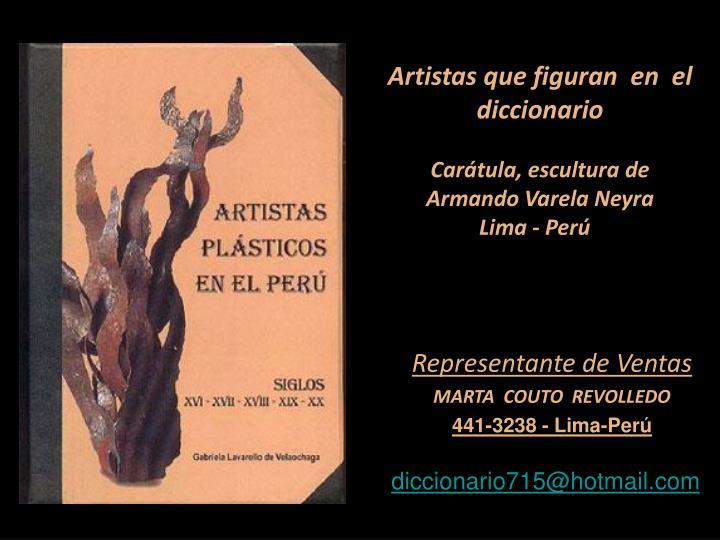 Artistas que