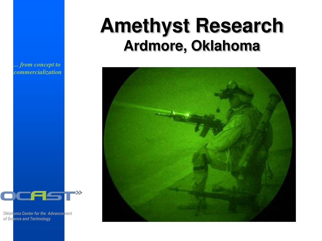 Amethyst Research