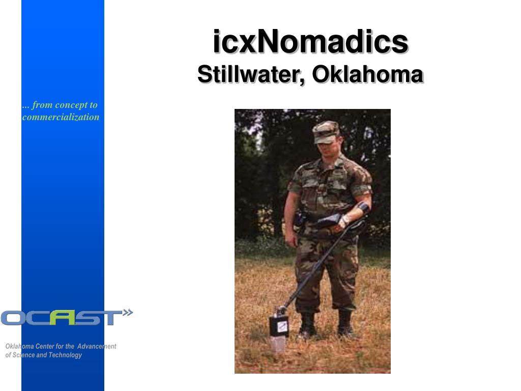 icxNomadics
