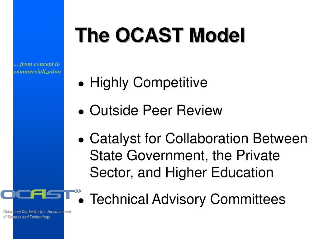 The OCAST Model