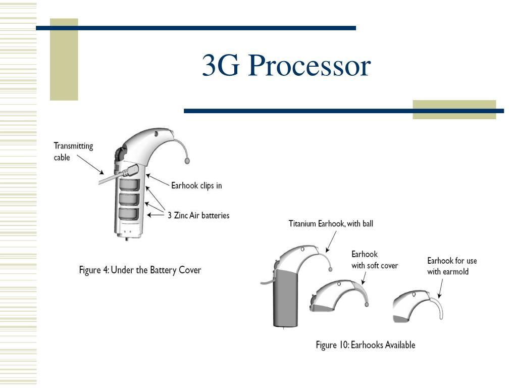3G Processor