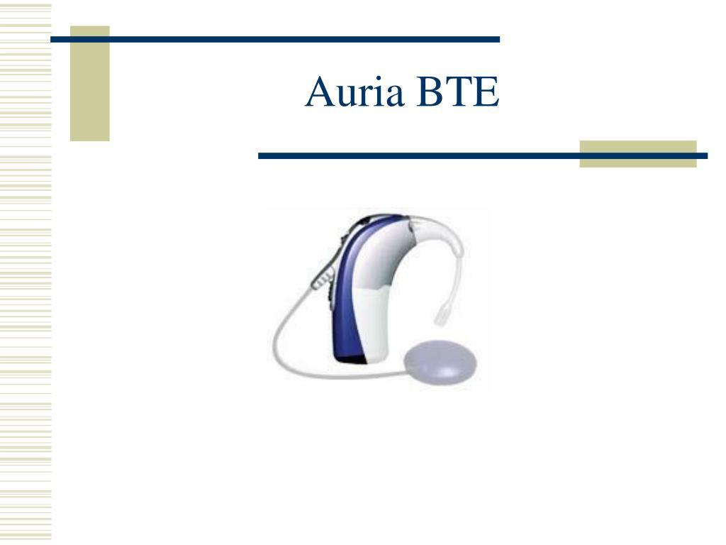 Auria BTE