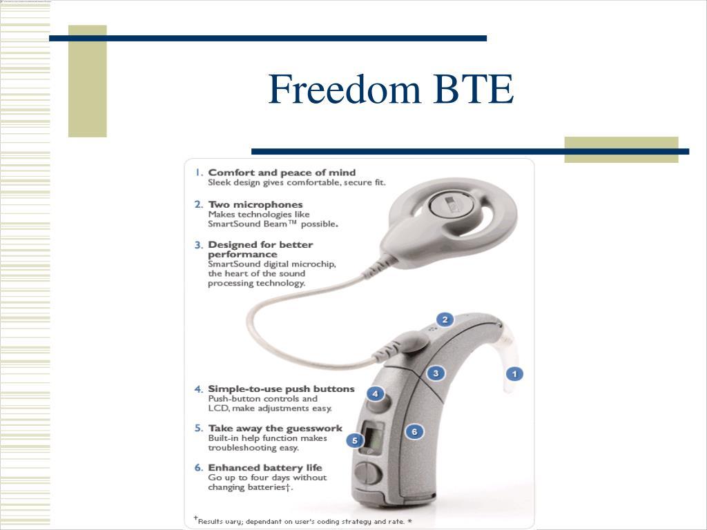 Freedom BTE