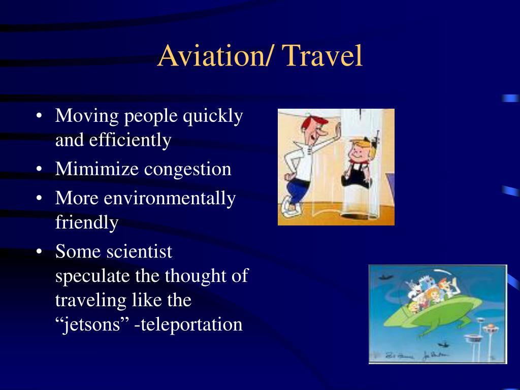 Aviation/ Travel