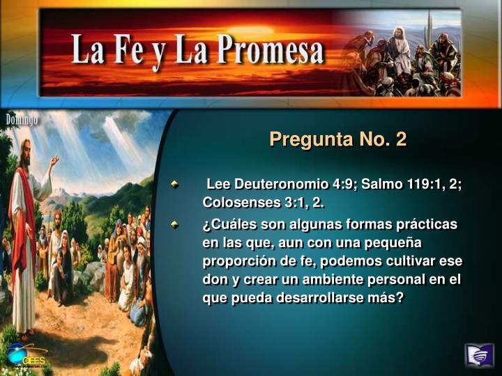 Lee Deuteronomio 4:9; Salmo 119:1, 2; Colosenses 3:1, 2.