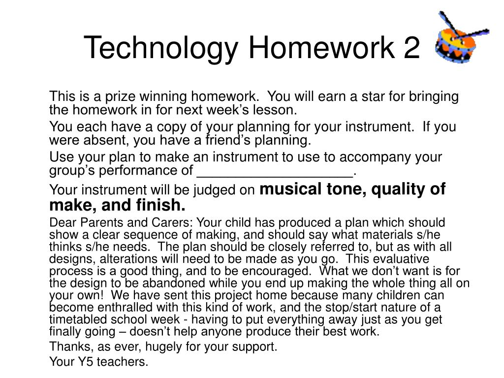 Technology Homework 2