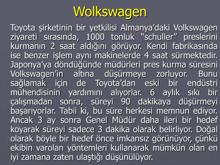Wolkswagen
