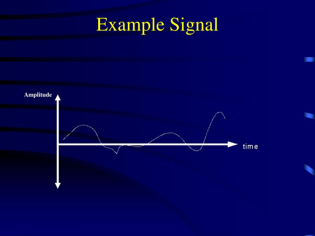 Example Signal