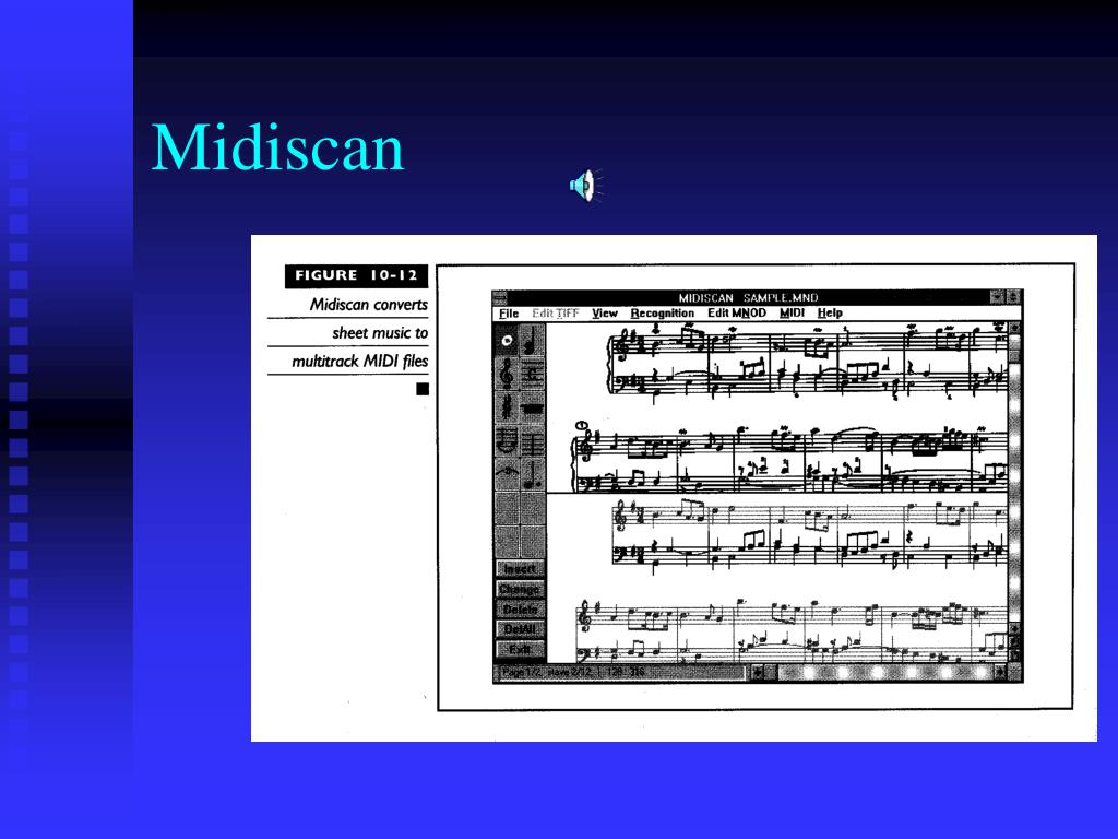 Midiscan