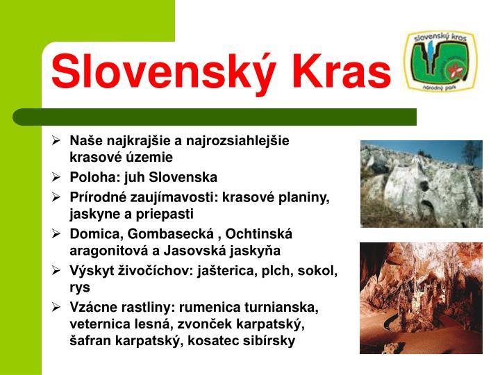 Slovenský Kras