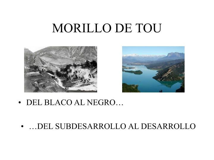MORILLO DE TOU
