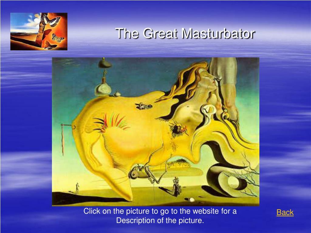 The Great Masturbator