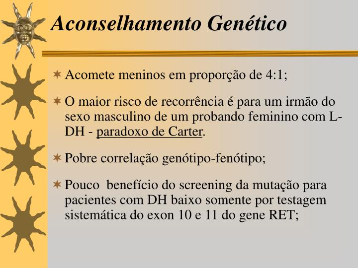 Aconselhamento Genético