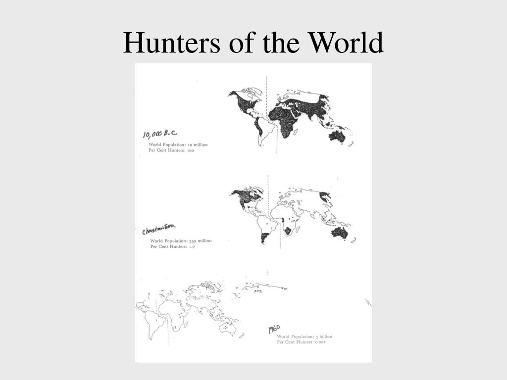Hunters of the World