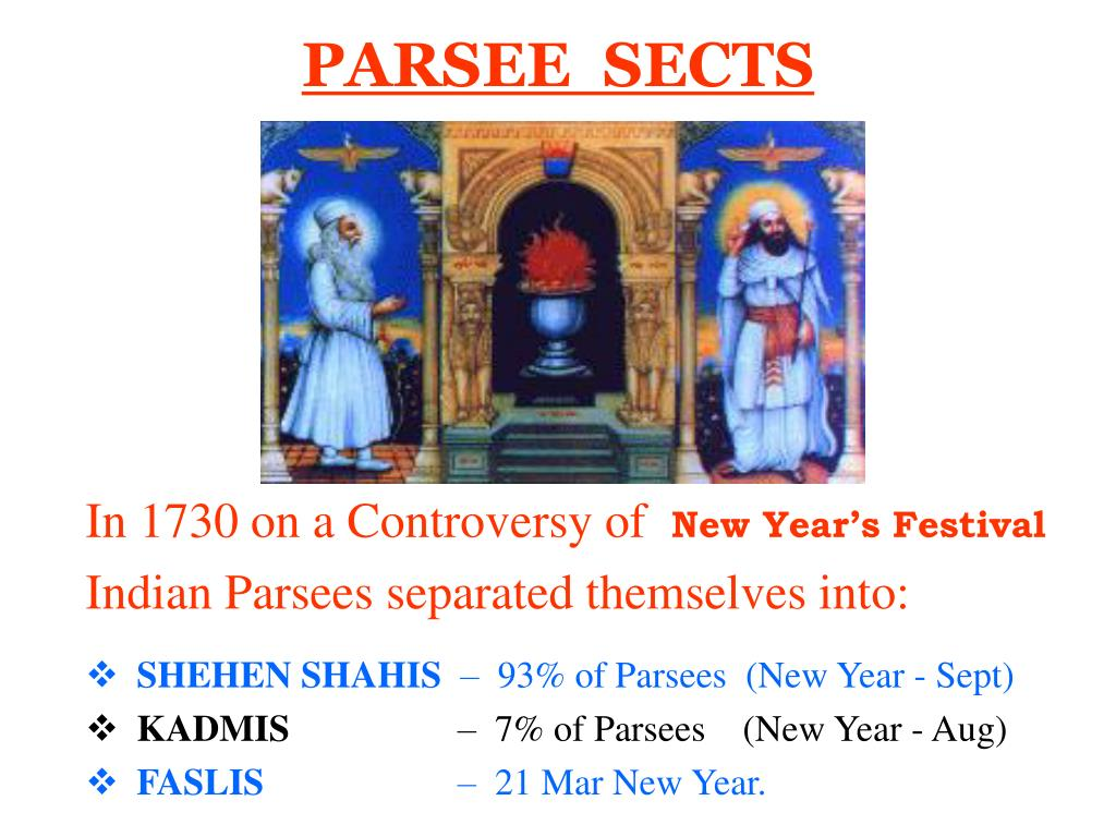 PARSEE  SECTS