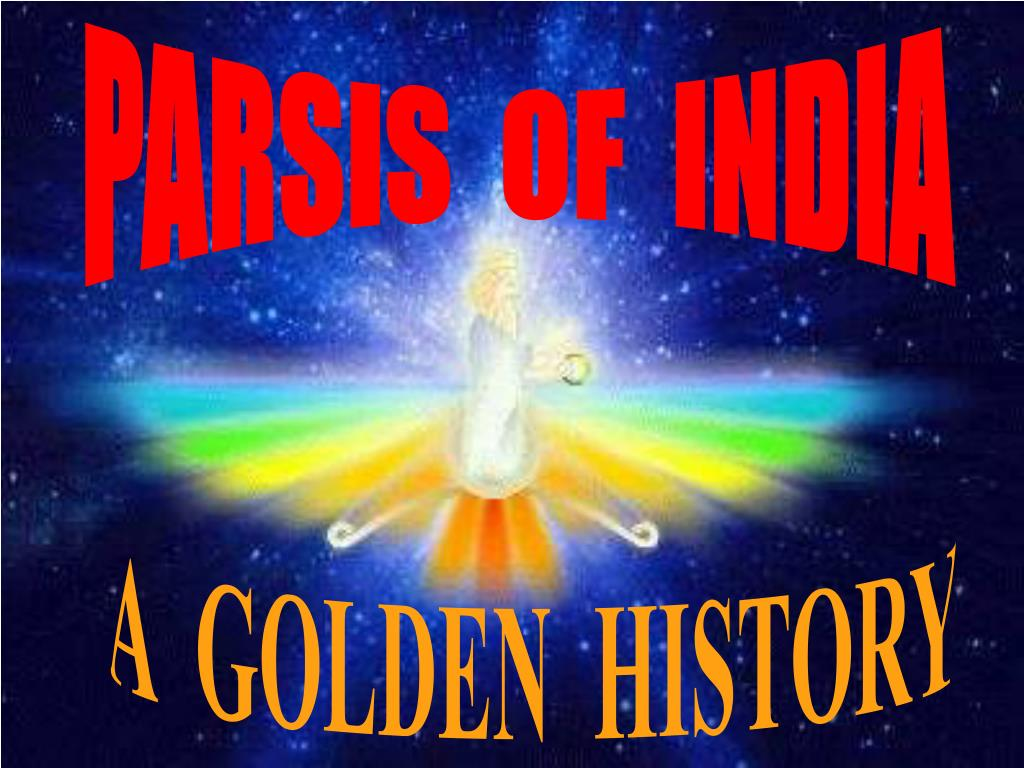 PARSIS  OF  INDIA