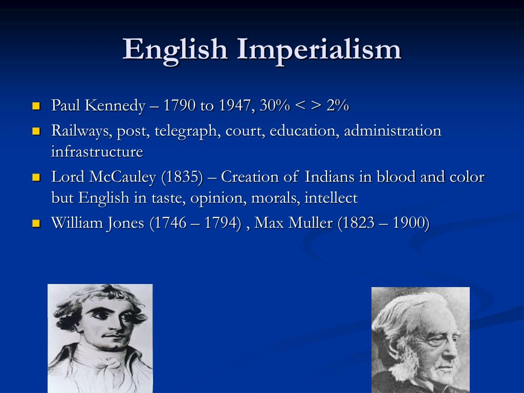 English Imperialism