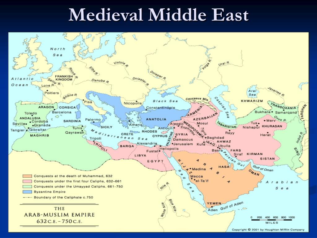 Medieval Middle East