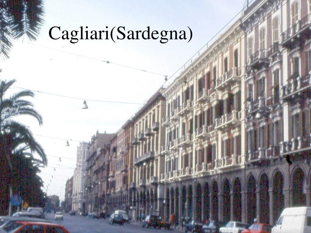 Cagliari(Sardegna)