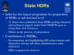state hdrs10