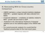 iii nowcasting mva for cross country comparison