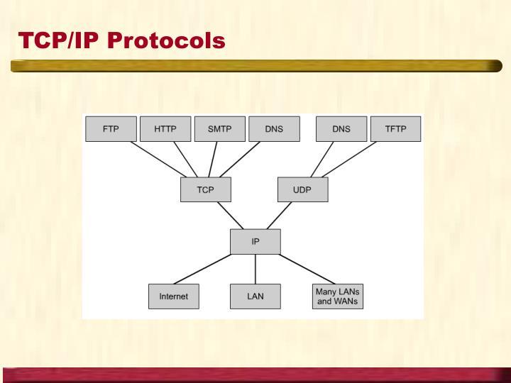 TCP/IP Protocols