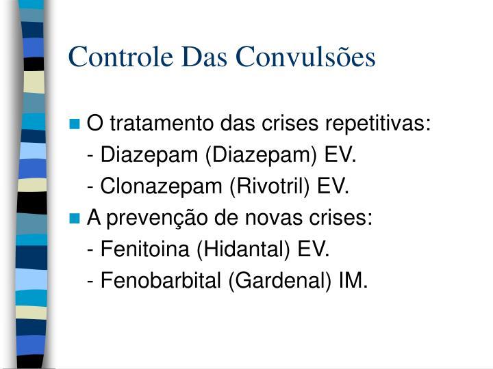 Controle Das Convulsões