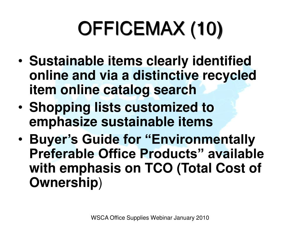 OFFICEMAX (10)