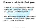 process from intent to participate 4
