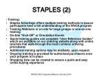 staples 2