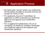 application process17