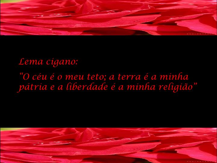 Lema cigano:
