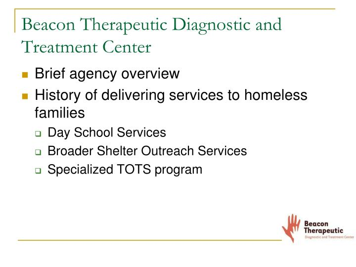 Beacon Therapeutic Diagnostic and Treatment Center