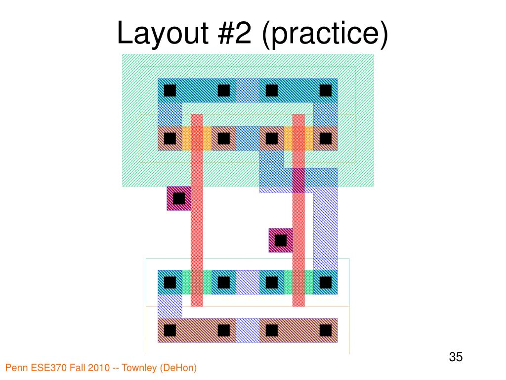 Layout #2 (practice)